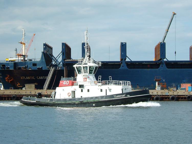 Port Dragueuse le Clairvoyant