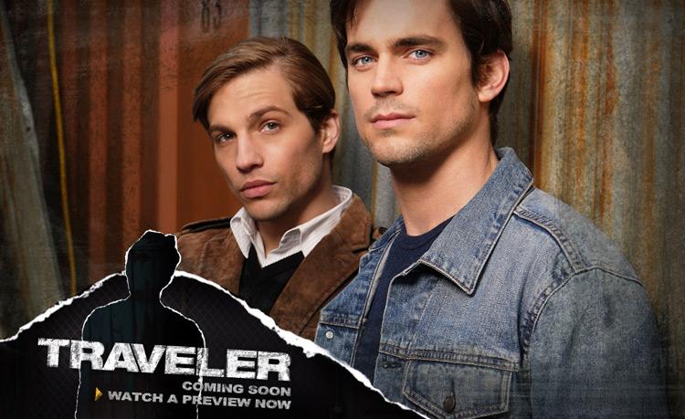 Traveler série saison 1